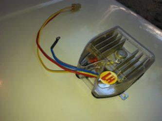 Выпрямитель напряжения 12 вольт для светодиодов
