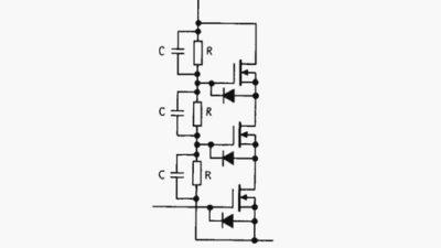 Последовательное соединение полевых транзисторов