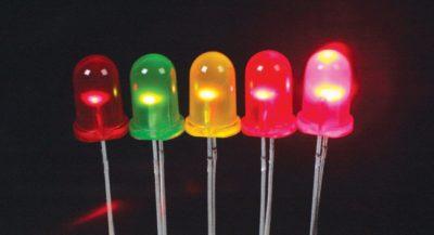 Типы мигающих светодиодов