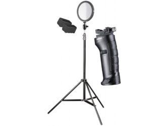 Источник постоянного света для фотостудии
