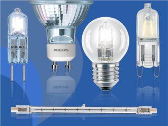 Разновидности лампочек для люстр