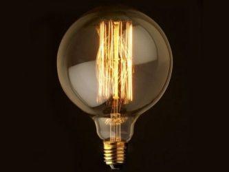 Красивые лампочки для люстры