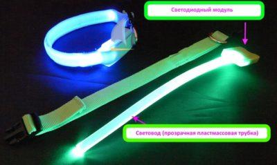 Световоды для светодиодов своими руками