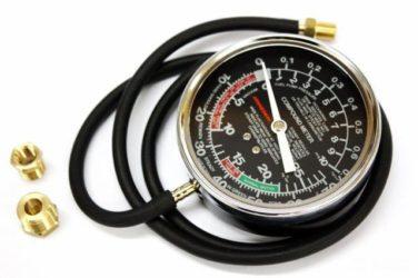 Приборы для измерения давления и вакуума