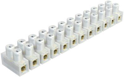 Винтовые клеммы для соединения проводов