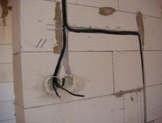 Кабель для скрытой проводки в квартире