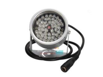 Светодиоды инфракрасные мощные для камер наблюдения