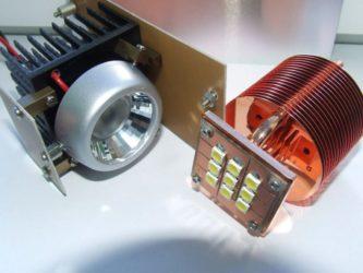 Замена лампы в проекторе на светодиод