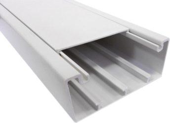 Короб для проводки металлический