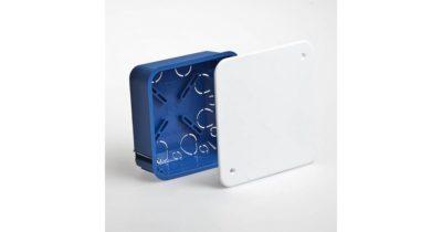Коробка распределительная для скрытой проводки
