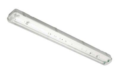 Лампа дневного света в корпусе