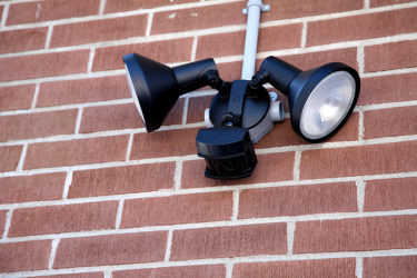Проводка для уличного освещения