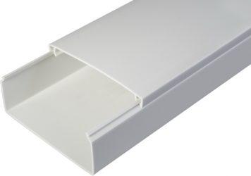 Короба для проводки пластиковые декоративные защитные