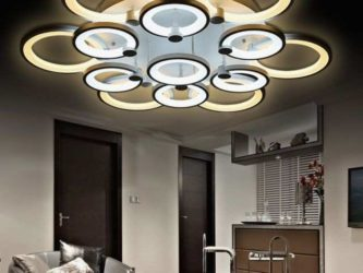 Как выбрать светодиодную люстру в квартиру?