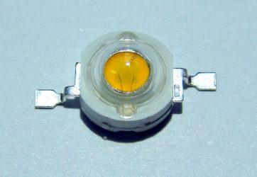 Светодиоды для фонарей характеристики