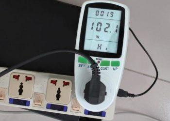 Прибор для измерения нагрузки сети