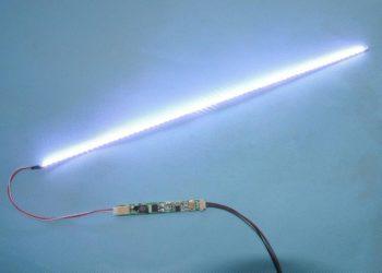 Увеличение яркости дисплея светодиодами