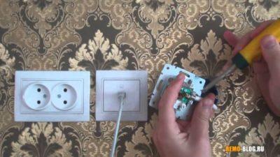 Как перенести выключатель света и розетки пониже?