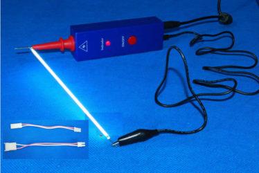 Прибор для проверки люминесцентных ламп
