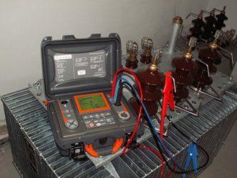 Приборы для наладки измерительных трансформаторов