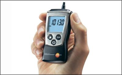 Прибор для измерения абсолютного давления
