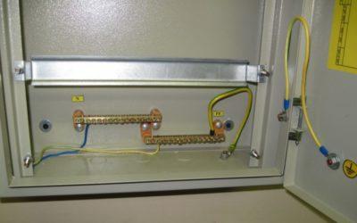 Соединение заземления и нулевого провода