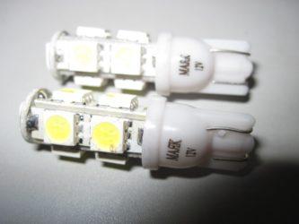 Двойной светодиод в одном корпусе