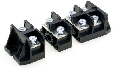 Барьерные клеммники для соединения проводов