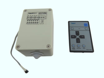Многоканальный контроллер светодиодов