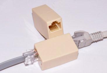 Муфта для соединения кабеля интернета