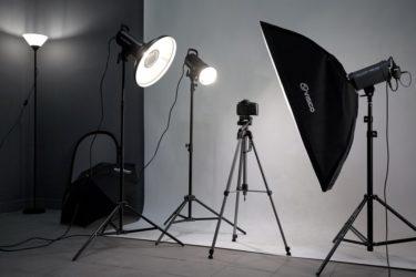 Рассеиватель света для фотостудии
