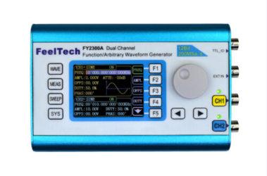 Электронные генераторы и измерительные приборы