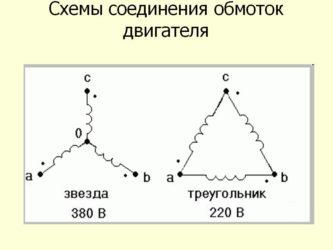 Для чего нужно соединение звездой и треугольником?