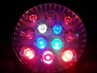 Фитолампа своими руками из светодиодов