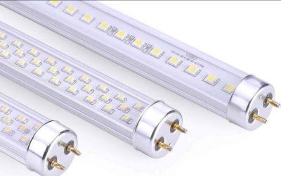 Светодиодные ленты в лампах дневного света