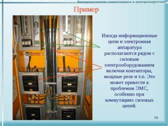 Электромагнитная совместимость приборов