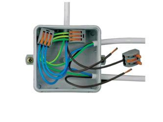Соединительные клеммы для электрической проводки