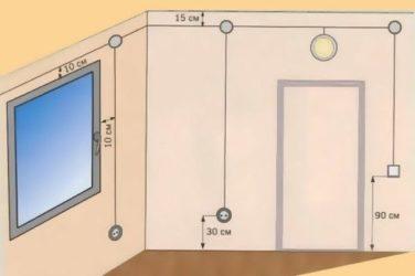 Как правильно провести проводку в ванной?