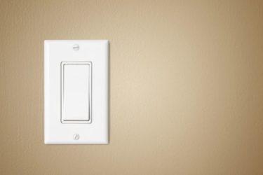 Маленькие выключатели света