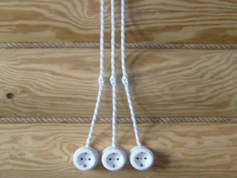 Провод косичкой для открытой проводки