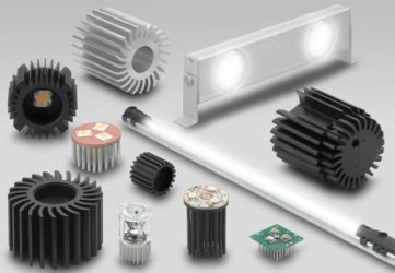 Теплоотвод для светодиодов