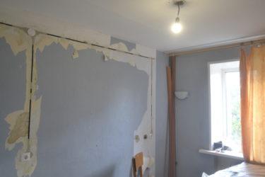 Частичная замена проводки в квартире