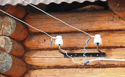 Провод электрический для уличной проводки