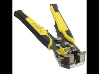 Инструмент для зачистки проводки