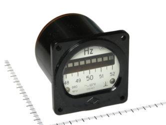 Прибор для измерения частоты переменного тока