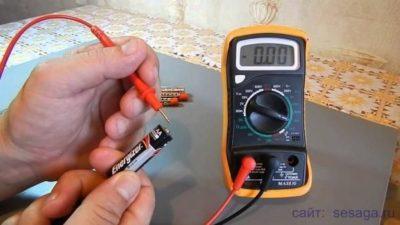 Как проверить светодиод мультиметром не выпаивая?