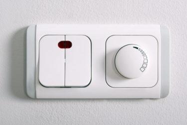 Регулировка света в комнате