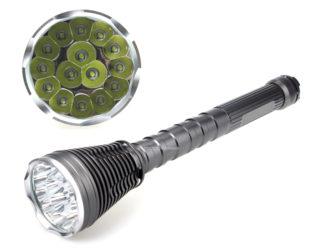Как выбрать светодиод для фонарика?