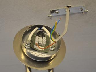 Как правильно подсоединить люстру с четырьмя проводами?