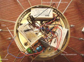 Ремонт люстры с пультом управления своими руками